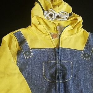 Other - Minion hoodie